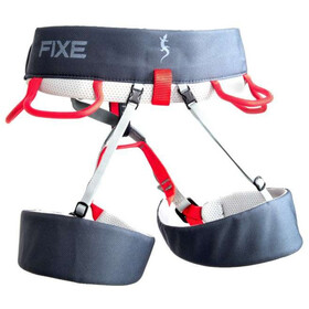 Fixe 7 Harness light grey/dark grey/red